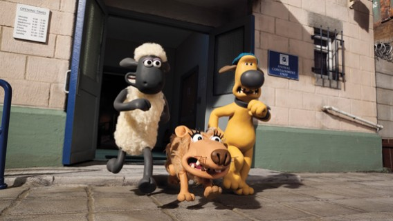 Shaun the Sheep Movie - Shaun le Mouton